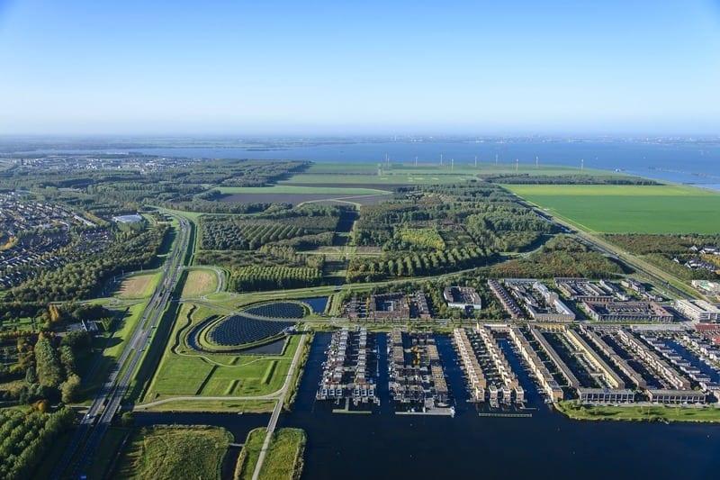 Nederlandse ruimtelijke ordening